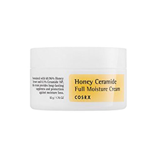 COSRX Honey Ceramide Full Moisture Cream - 50g - Beauty Seoul NZ