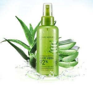 Nature Republic Soothing & Moisture Aloe Vera 92% Soothing Gel Mist - Beauty Seoul NZ