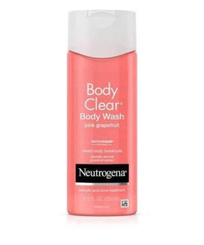 Neutrogena Body Clear® Body Wash-Pink Grapefruit - Beauty Seoul NZ