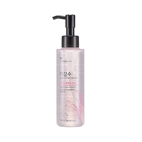 The Face Shop Rice Water Bright Light Cleansing oil - Beauty Seoul NZ