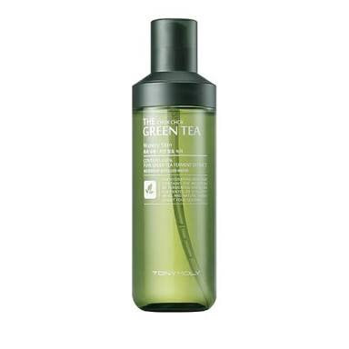 TonyMoly Chok Chok Green Tea Watery Skin - Beauty Seoul NZ