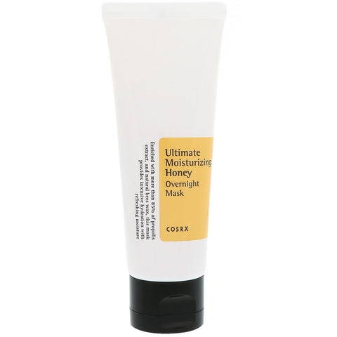 COSRX Ultimate Moisturizing Honey Overnight Mask - Beauty Seoul NZ