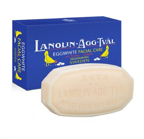 Lanolin Agg-Tval Egg White Facial Care - Beauty Seoul NZ
