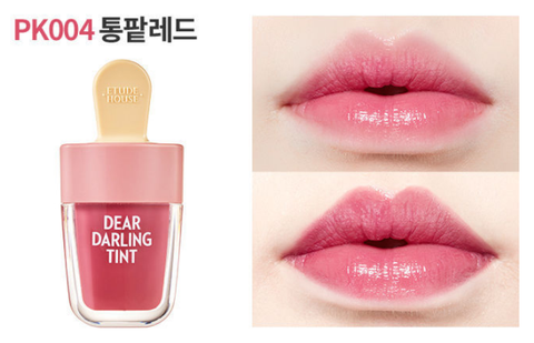 Etude House Dear Darling Ice Cream Lip tint - Beauty Seoul NZ