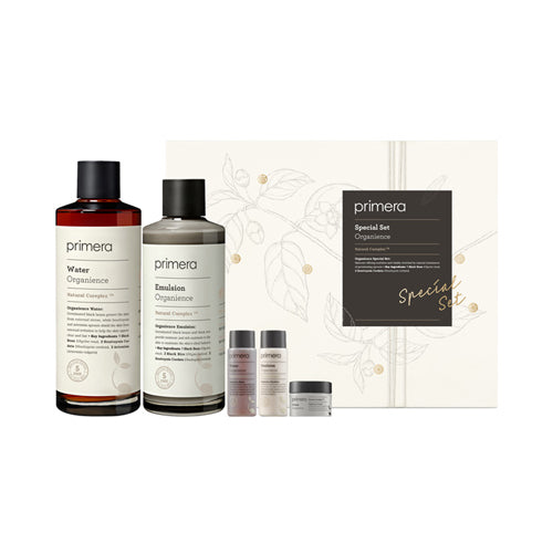 Primera Organience Special Set - 1pack (5items) (Request) - Beauty Seoul NZ