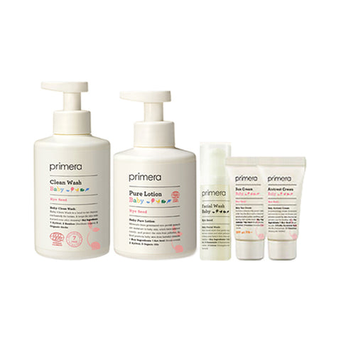 Primera Baby Special Set - 1pack (5items) (Request) - Beauty Seoul NZ