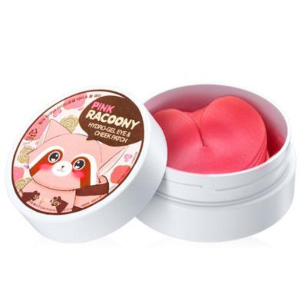 Secret Key Pink Racoony Hydro gel Eye & Cheek Patch - Beauty Seoul NZ