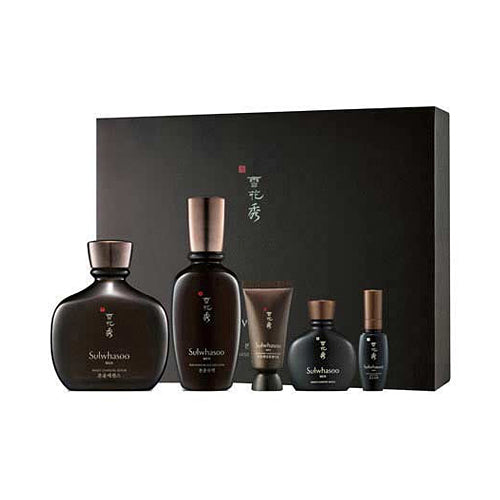Sulwhasoo Men Basic Gift Set - 1pack (5item) (Request) - Beauty Seoul NZ