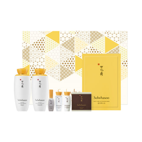 Sulwhasoo Essential Balancing Set - 1pack (7item) (Request)