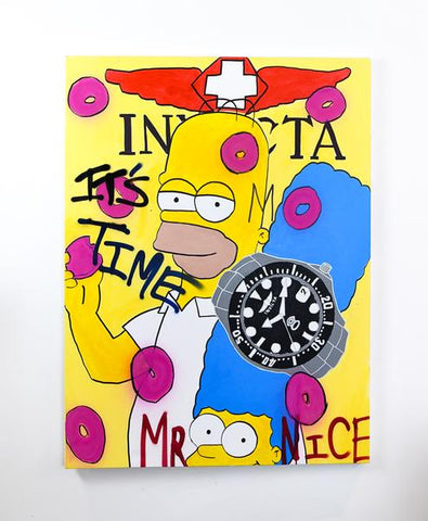 Invicta it's time
