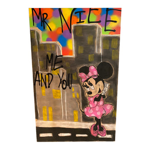 MINNIE - ME AND YOU - ARTBYMRNICE