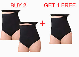 High-Waisted Shaper Panty Offer Buy 2