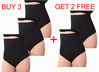 High-Waisted Shaper Panty Offer Buy 3