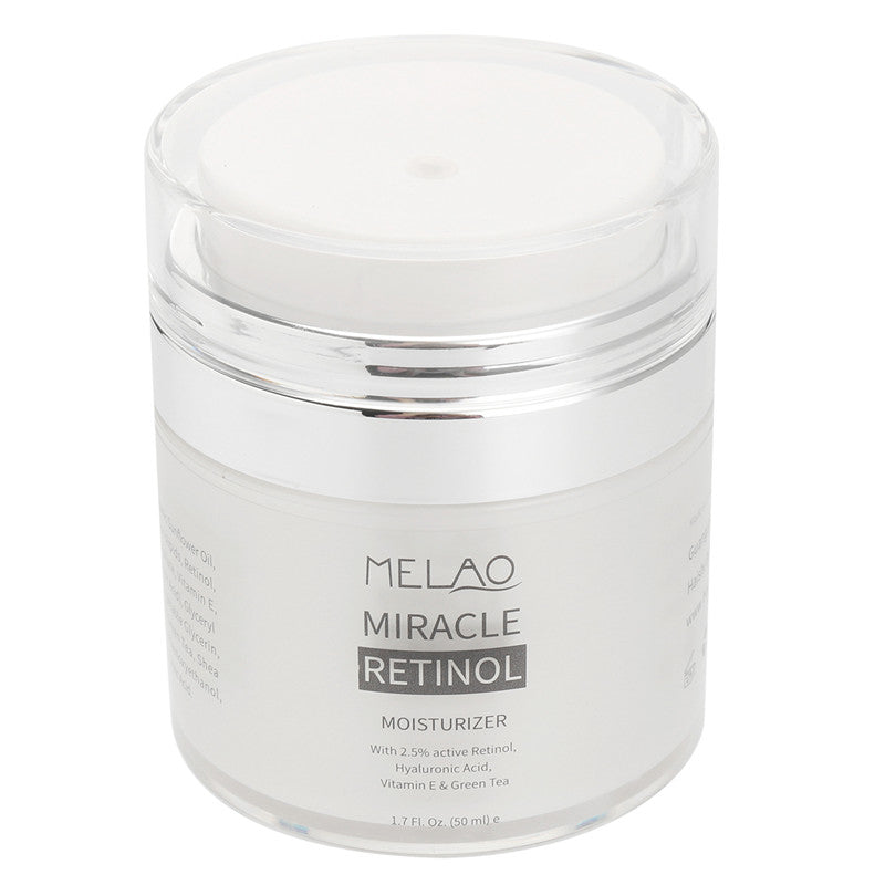 Anti Aging Retinol Moisturizer Cream for Face and Eye Area