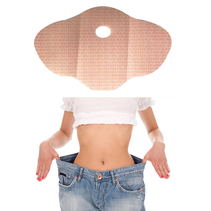 10Pc Quick Slimming Patch Belly Slim Patch Abdomen Weight Loss Fat burning