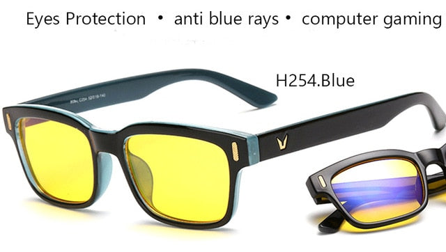 Anti Blue Rays Computer - Gaming Glasses