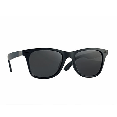 Classic Polarized Sunglasses Driving Square Frame