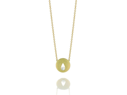 "Pearl ""Vida"" Necklace"