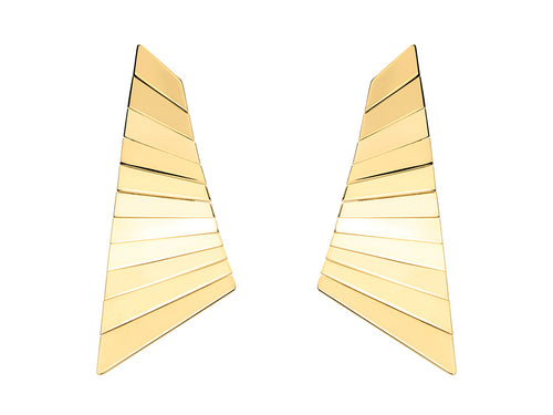 "Antonio Bernardo 18K Yellow Gold ""Scandal"" Earrings in Washington DC"