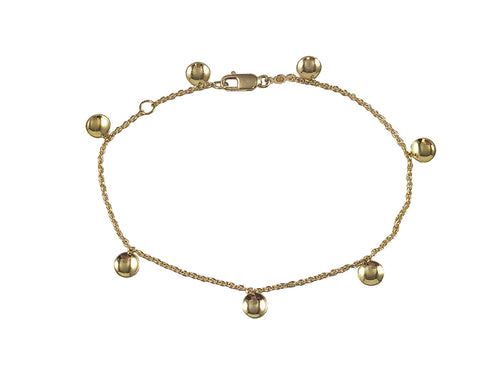 "18K Yellow Gold ""Lumi"" Bracelet"