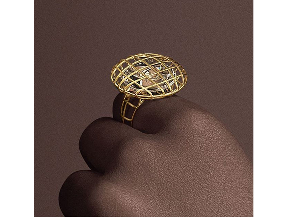 "The ""Suspenso"" Ring"
