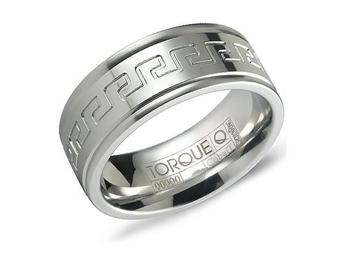 Cobalt Mens Wedding Band at the Best Jewelry Store in Washington DC
