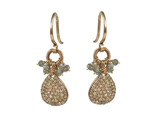 Dana Kellin Diamond Earrings