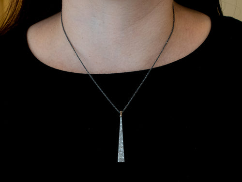 Dana Kellin Diamond Necklace at the Best Jewelry Store in Washington, DC