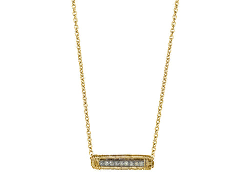 Sparkling Diamond Choker Necklace