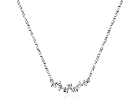 Petite Diamond Necklace