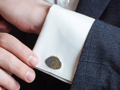 Silver, Gold and Sterling Silver Cufflinks