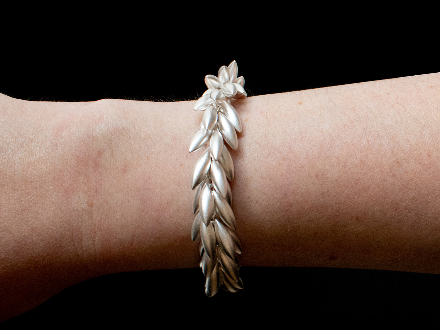 "Sterling Silver ""Durum"" Bracelet"