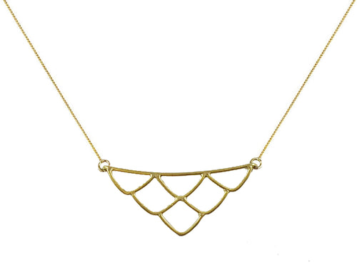 "18K Yellow Gold ""Prima"" Necklace"