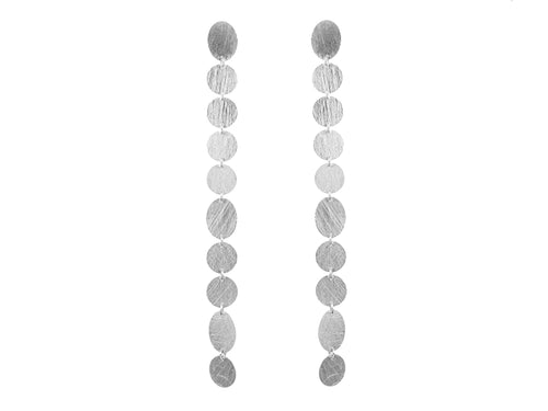 "Sterling Silver ""Party"" Earrings"