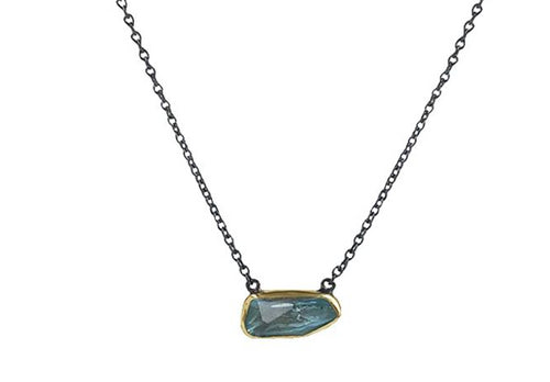 Aquamarine Necklace at the Best Jewelry Store in Washington DC