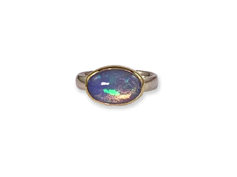 Three Seasons Gemstone Ring