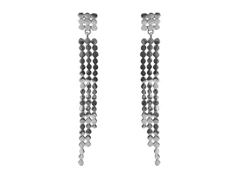 Pavé Diamond Inside Outside Hoop Earrings
