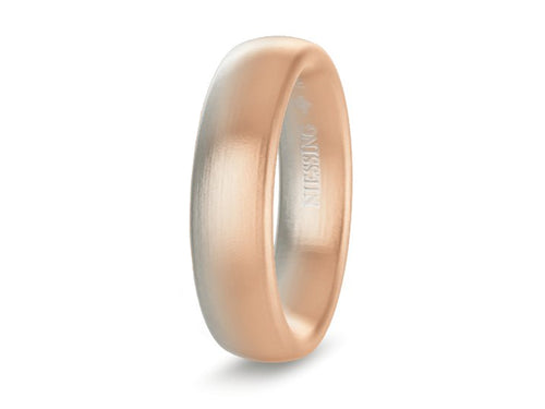 Niessing unique mens wedding ring