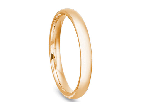 "18K Yellow Gold and Diamond ""Swing"" Wedding Band"