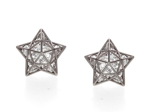 """Flash"" Stud Earrings"
