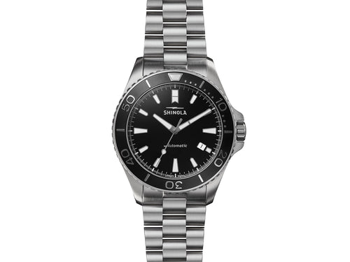 The Lake Superior Monster Automatic 43MM Men's Watch by Shinola