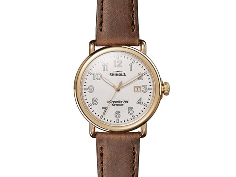 The Runwell Chrono 47MM Men's Watch By Shinola
