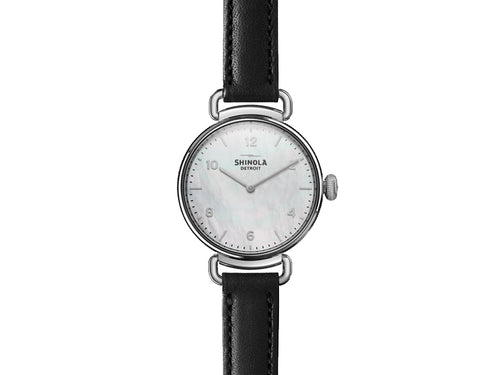 The Canfield 32MM Watch by Shinola
