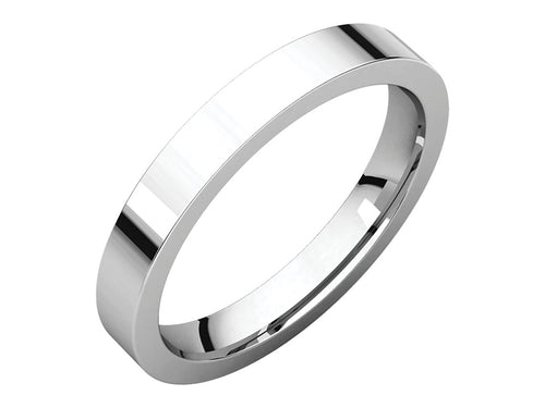 Palladium Men's Wedding Band at the Best Jewelry Store in Washington DC