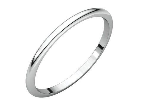 Black Ceramic and Tungsten Men's Wedding Band