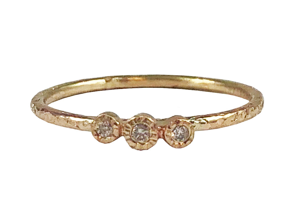 Gold and Diamond Stackable Rings at the Best Jewelry Store in Washington DC