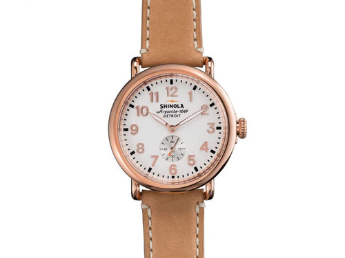 The Runwell 41MM Watch by Shinola