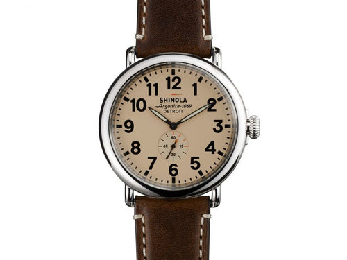 The Runwell 47MM Watch by Shinola