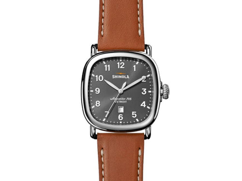 The Guardian Men's Watch by Shinola