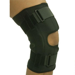 Hinged Wraparound Knee Support